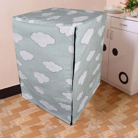 FRONT LOAD WASHING MACHINE COVER 116-1