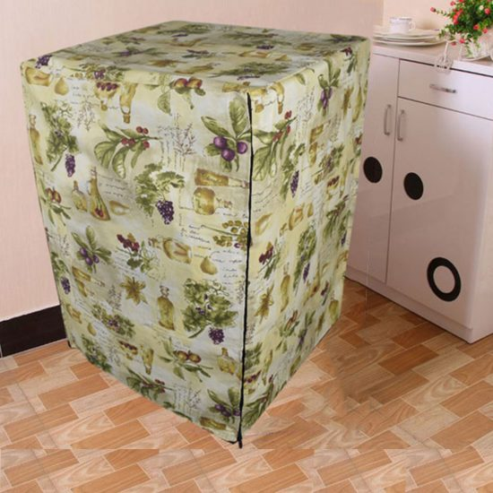 FRONT LOAD WASHING MACHINE COVER 119-1