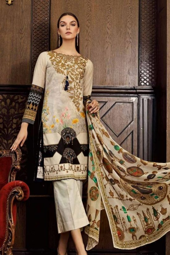 Gul Ahmed summer collection 2020