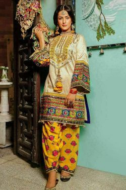 zarar ahmed spring collection 2020