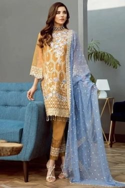 ladies lawn collection 2020
