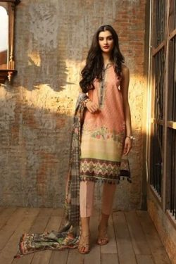 lsm fabrics by komal spring collection 2020