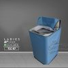 Top Loader Washing Machine Cover 87
