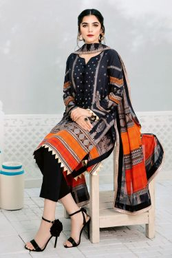 Gul Ahmed lawn collection 2021