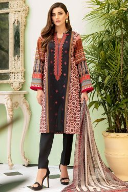 LimeLite Embroidered linen Collection 2020