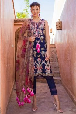 sobia nazir embroidered marina collection 2020