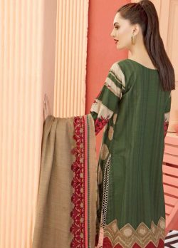 Chrizma embroidered lawn collection 2021
