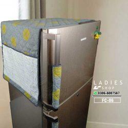 protected Fridge-Refrigerator-Cover-Set