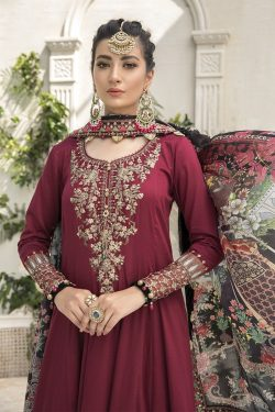 Mariab embroidered lawn collection 2020