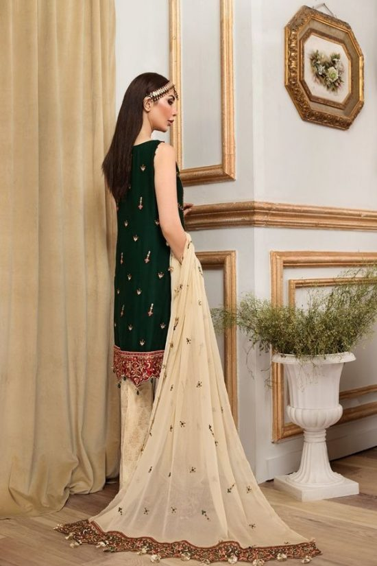 Mohagni embroidered lawn collection 2020