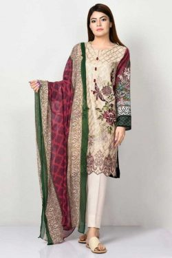 limelite embroidered lawn collection 2021