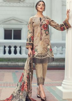 baroque embroidered lawn collection 2021