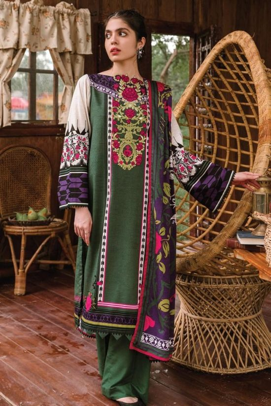 Orient embroidered lawn collection 2021