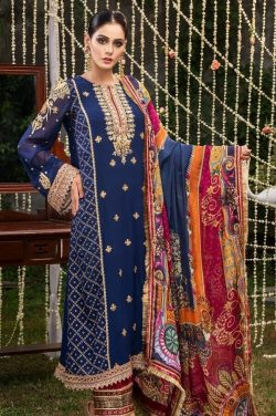 anaya embroided lawn collection 2021