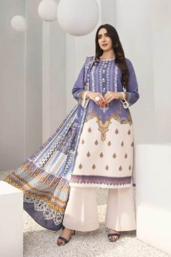 itehad embroided lawn collection 2021