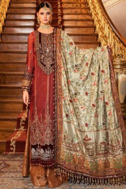 Mariab Latest Lawn Collection 2021